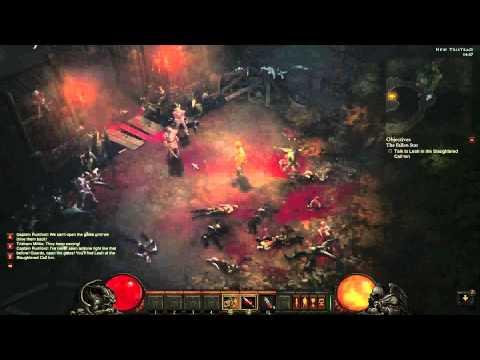 Diablo III crack fix (offline playing & error 307) диабло 3 оффлайн кря