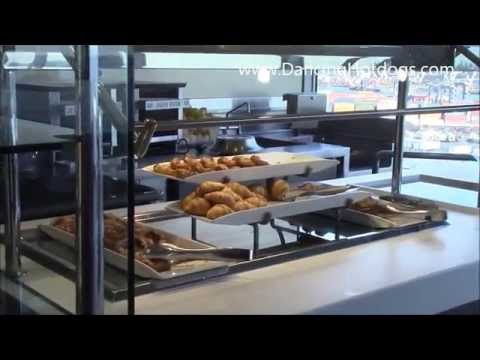 Royal Caribbean Quantum of The Seas WindJammer Market Place Breakfast #RoyalWOW