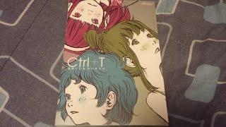 Ctrl+T, Inio Asano Works Art Book
