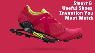 Smart & Useful Shoes Invention You Must Watch