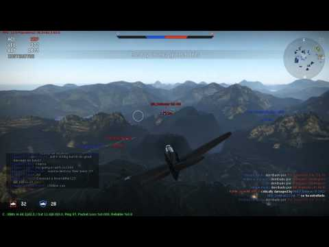 Gameplay - War Thunder (1)