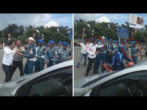 BREAKING NEWS: Adik Mantan Jenderal Polisi Dikeroyok Oknum TNI