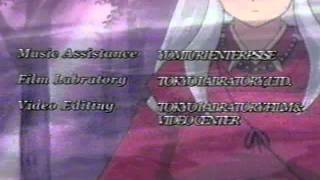 Cartoon Network Latinoamérica (2004) - Inuyasha Ending 8 (Toonami)