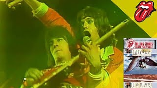 The Rolling Stones Video - The Rolling Stones - Star Star - From The Vault - LA Forum – Live In 1975