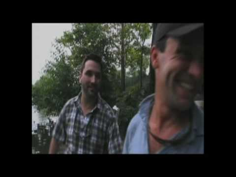 Fishing Adventurer - New York in the dump