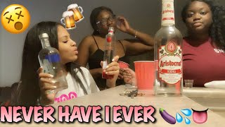 DRUNK NEVER HAVE I EVER : S3X EDITION 🍆💦👅🍻 (EXPOSED 😭)