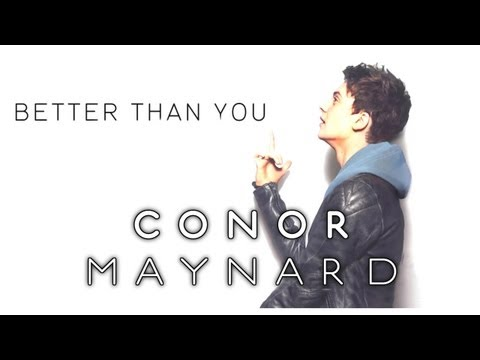 Conor Maynard feat. Rita Ora - Better Than You Music Videos