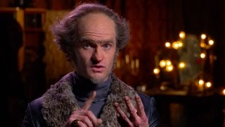 A Series of Unfortunate Events - An Unfortunate Actor on Acting | official featurette (2017)