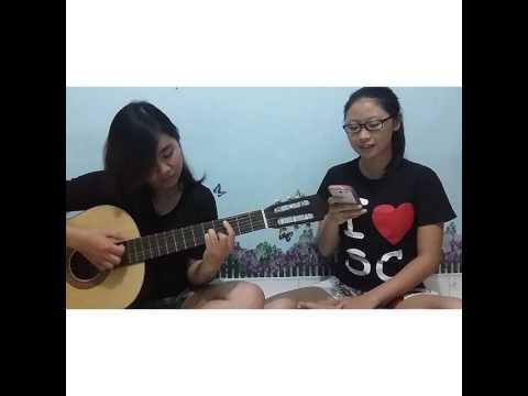 Lyla - Bernafas Tanpamu (cover by Vinda and Anita)