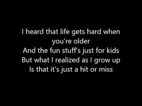 Jacob Sartorius - Hit or Miss Lyrics