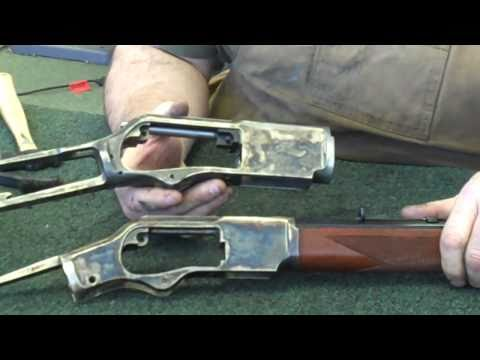 Gunsmithing: Winchester Model 1873 & 1876 .45 Colt (Gunworks)