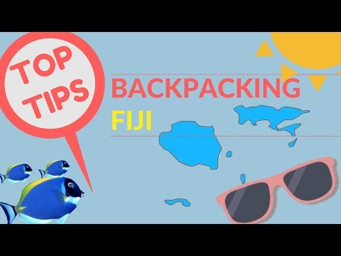 Backpacking Fiji Tips with Grace!