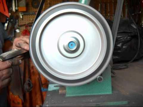 Soft Wheel Grinding