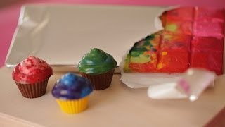 DIY Crayon Cupcakes with Robert | Kin Community