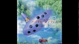 The Legend of Zelda : Ocarina of Time - Hyrule Symphony