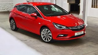 2016 Opel Astra - Design and Features