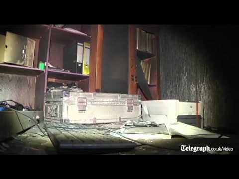 Libya conflict: Rebels discover Saif al-Islam bunker under Gaddafi compound