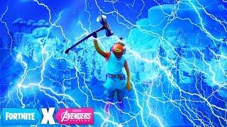 """Fortnite Avengers Endgame Event """"Fortnite X Avengers Endgame"""" (Fortnite Avengers Gameplay)"""