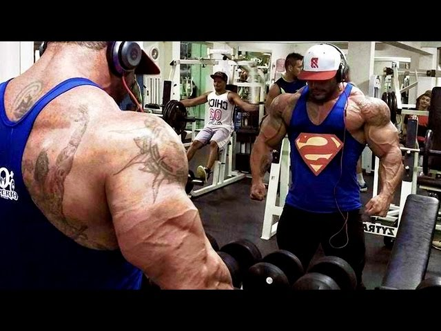 Bodybuilding Motivation - Harder, Better, Faster, Stronger...
