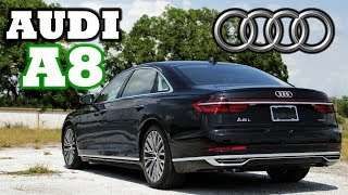 2019 Audi A8L Review | The ULTIMATE Luxury Sedan!