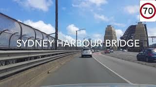 Thornleigh to Tempe NSW via Sydney Airport Drive via A1,M1,M5,A36