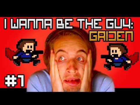 MOST DIFFICULT GAME EVER! - I Wanna Be The Guy: Gaiden - Pt 1