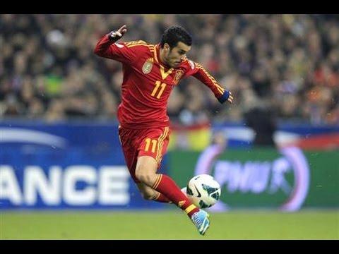 Pedro Rodríguez ● Skills Assists & Goals