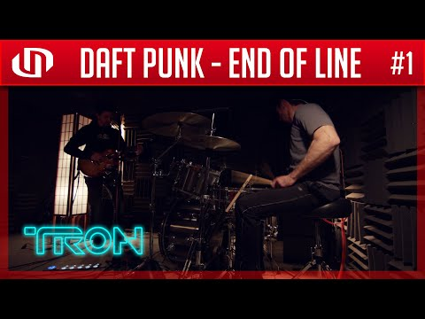 Daft Punk - End of Line (Cover by Under Sanction)