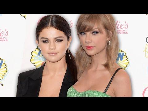 Selena Gomez & Taylor Swift Reunite After Justin Bieber Drama