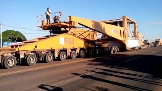 Turbina Que Será Usada Na Hidrelétrica De Paranaíta - MT