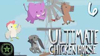 Let's Play - Ultimate Chicken Horse - Chicky Doo Goo (#6)