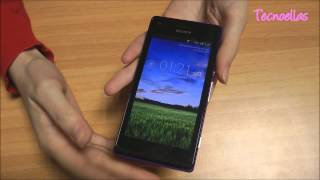 Tecnoellas: Review Sony XPERIA M