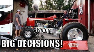 Shopping For A Pro Diesel Pulling Tractor! So Sick!!