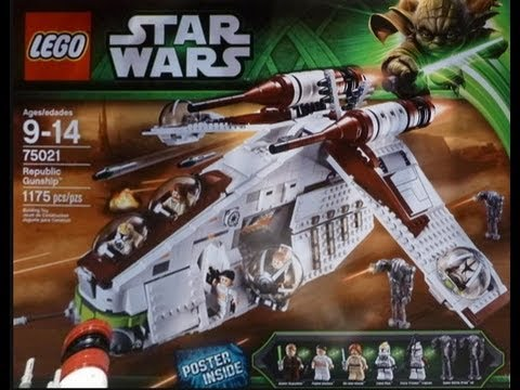 LEGO Star Wars 2013 Summer Sets and Minifigures Pictures