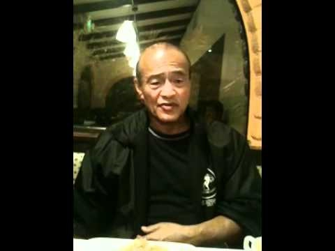 Dan Inosanto talk about training smart!!! Image 1