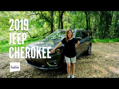 2019 Jeep Cherokee Overland Review - All Things Fadra