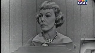 What's My Line? - Margaret Sullavan (Dec 18, 1955)