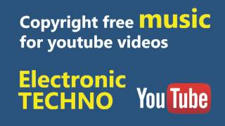 Copyright free music for youtube videos - Techno - Foniqz - Spectrum Subdiffusion Mix