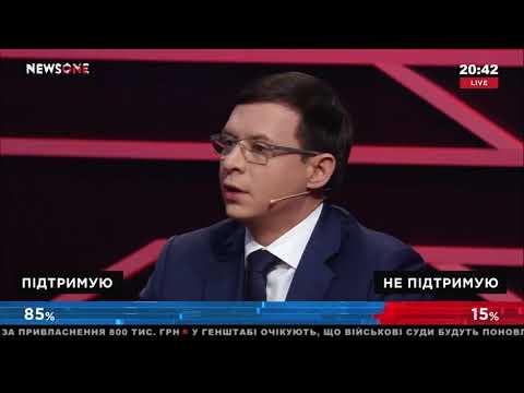 Евгений Мураев: Чем больше будет вятровичей и парубиев, тем больше будет раскол в стране