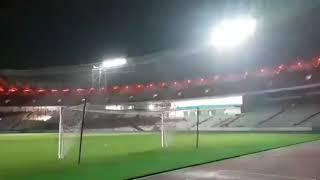 UJI LAMPU STADION GBK JELANG ASIAN GAME 2018