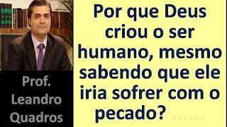 download lagu Por Que Deus Criou O Ser Humano, Mesmo Sabendo gratis
