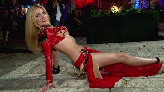 BELLY DANCER DARIA DANILKINA (Дарья Данилкина) and Eddie Kochak