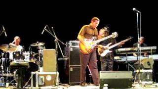 Melvin Taylor Blues Band в Севастополе.AVI
