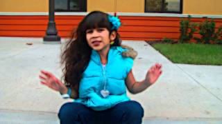 "Baby Kaely ""New Sneakers"" 6 yR OLD KID RAPPER another vid for the kool kidz :)"