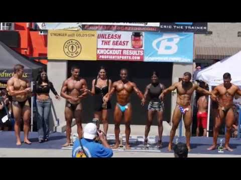 Muscle Beach July 4th - Highlights and Interviews Pt. 4