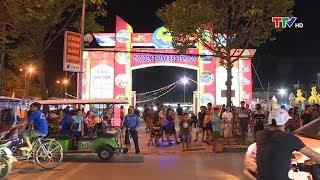 Chợ đêm Sầm Sơn thu hút khách du lịch