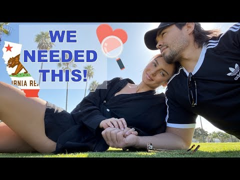 Couples Road Trip: Exploring Cali Coast to Reconnect! \ Chloe Y Seba