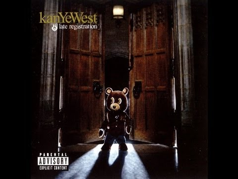 Kanye West - Gone Featuring Consequence & Cam