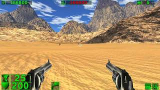 Serious Sam Classic: The First Encounter (Commentary) - (Part 1) Mental Goodness