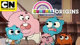 The Amazing World Of Gumball | The Wattersons Origin Stories | Cartoon Network